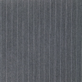 Gabardine Stretch Fabric with stripes - Mottled Grey/White x10cm