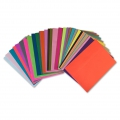 Set of 30 envelopes A5 Paper Poetry Multicolored