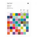 Poetry paper pad 21x30 cm Multicolored x60 sheets