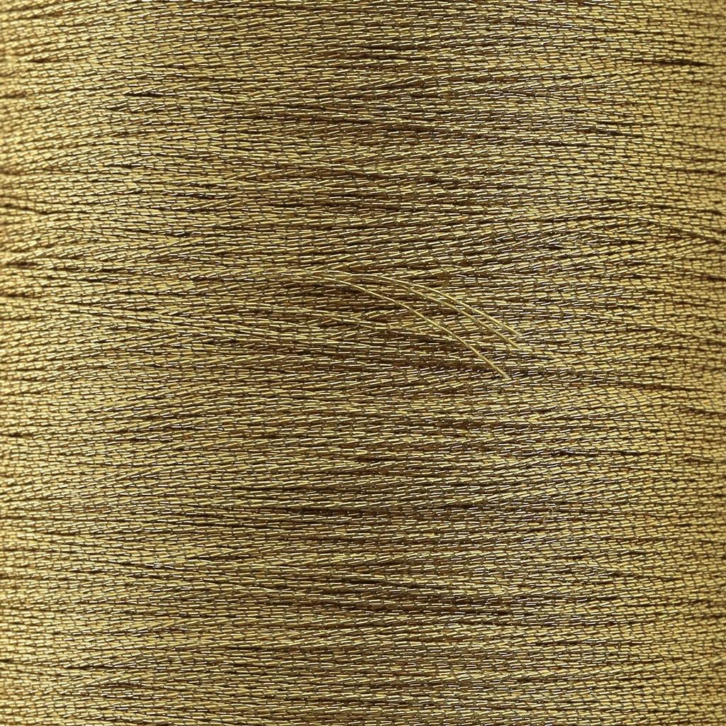 Braided Nylon Metallic Thread 0 3 Mm Gold Tone X170 M