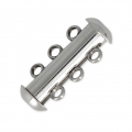 Stainless Steel Sliding clasp 20 mm x1