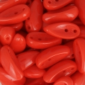 Chilli Beads 4x11 mm Red Coral x50