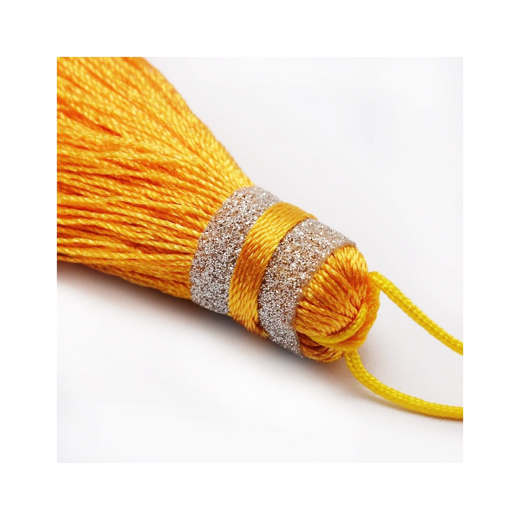 Decoration Bordeaux Large Tassel Mm For Decoration Or Jewels With