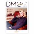 Catalogue DMC Tricot Woolly Chic - 6 modèles femmes - IN FRENCH
