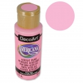 Acrylic paint high quality - DecoArt Americana  -Baby Pink x59ml