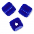 Swarovski 5601 Cubes 4 mm Majestic Blue x8