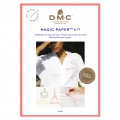 Kit DMC - Cross stitch embroidery - Magic Paper - Paris