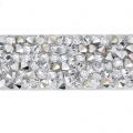 Crystal Fine Rocks Swarovski 709003 10 mm Crystal Comet Argent Light x16cm