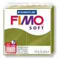 Fimo Polymer Clay 57gr Vert Olive (n°57)
