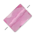 Faceted rectangle Hydro Tourmaline 5x7 mm x1