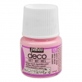 Opaque acrylic decorative paint - Deco Matt by Pébéo - Light Pink nr 109 x 45ml