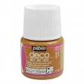 Opaque acrylic decorative paint - Deco Matt by Pébéo - Ochre nr 051 x 45ml