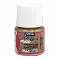 Fantasy Prisme paint by Pébéo - Honeycomb effect - Summer Yellow (nr 23) x45ml