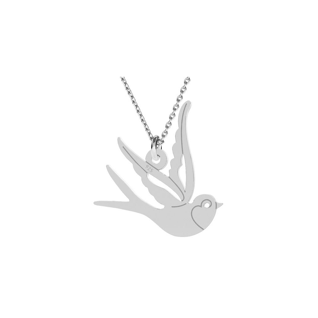 925 sterling silver bird pendant 15x15 mm x1 perles co 925 sterling silver bird pendant 15x15 mm x1 mozeypictures Image collections