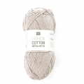 Wool Fashion Cotton metallic Rico Design Rose Gold 007 x 50g