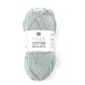 Wool Fashion Cotton metallic Rico Design Chrome 010 x 50g