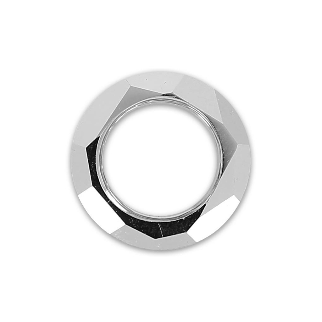 6ed6fac5b Swarovski Cosmic Ring 4139 20mm Crystal Comet Argent Light - Perles & Co