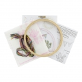 Embroidery kit - Artisanal French manufacture - Mexiiiiico x1