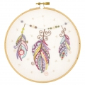 Embroidery kit - Artisanal French manufacture - Fairy surge x1