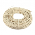 Rattan core of 250 g 2 mm for creative basketry Natural x1