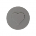 Plate for impression on soap by Rico Design - soap-moulding - Heart x1
