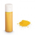 Coloured pigments for creative hobbies - Yellow Gold x20 ml