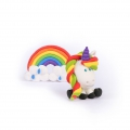 Modelling dough kit - Celeste the little unicorn to make by yourself