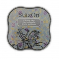 Stazon Midi Ink Pad - Fast drying ink - Cloudy Sky x1