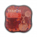 Stazon Midi Ink Pad - Fast drying ink - St. Valentine x1