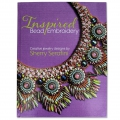 Inspired Bead Embroidery -Sherry Serafini  - Book in English x1