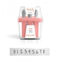 Melody Letter Stamps - Numbers - MELODY x9