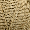 Reel of waxed linen thread 0.7 mm Natural nr4 x 100 gr