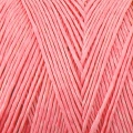 Reel of waxed linen thread 0.7 mm Pink nr12 x 100 gr