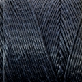 Reel of waxed linen thread 0.7 mm Navy Blue nr19 x 100 gr