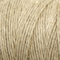 Reel of European made linen thread 2 mm Natural x 400 gr