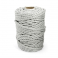 Cord for macrame 4.5 mm Light Grey x 700g