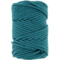 Cord for macrame 4.5 mm Turquoise x 700g