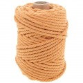 Cord for macrame 4.5 mm Gold x 700g