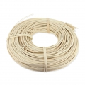 Rattan core of 250 g 2.5 mm for creative basketry - Natural x1