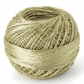 Liz Metallic yarn size 20 Gold dust nr 327 x146m