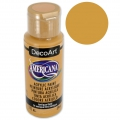 Acrylic paint high quality - DecoArt Americana - Antique Gold x59 ml
