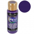 Acrylic paint high quality - DecoArt Americana - Pourpre Royal  x 59ml
