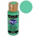 Acrylic paint high quality - DecoArt Americana - Sea Aqua x 59ml