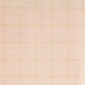 Double gauze cotton Fabric - France Duval-Stalla - Tiles - Nude/Gold x10cm