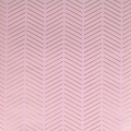 Cotton fabric - Wonderland - Chevrons - Pink /Gold x10cm