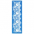 Silk Screen Moiko for bracelet 26.5x8.5 cm - Embroidery Pattern