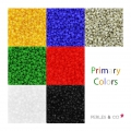 Miyuki Kit By Perles & Co - Assortment of Miyuki Delicas 11/0 PRIMARY COLORS