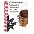 Contemporary Geometric Beadwork Volume 1 - Kate McKinnon  - Book in English x1