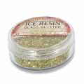 Ice resin - Glass Glitter - Chartreuse x7g
