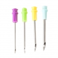 4 Replacement needles for adjustable punch needle - Magical embroidery and weaving